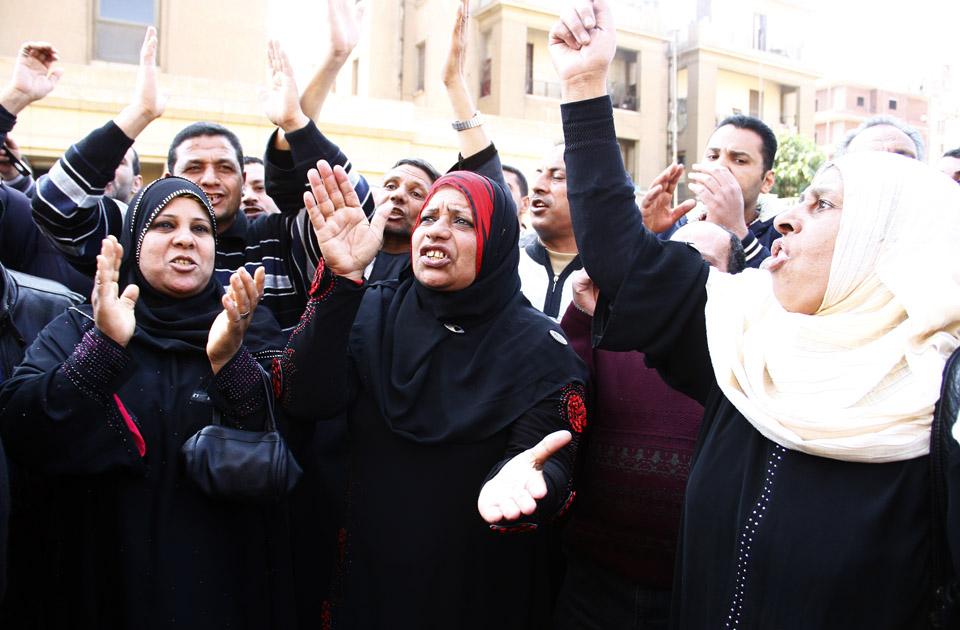 Mahalla, February 2014. Photo: Mai Shaheen