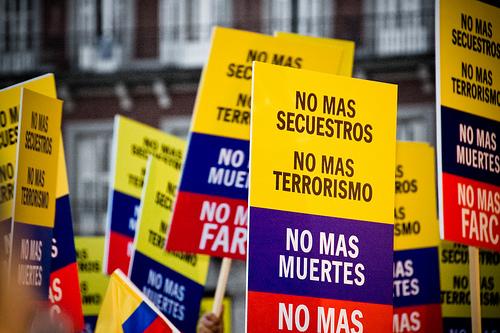 No More Killing in Colombia
