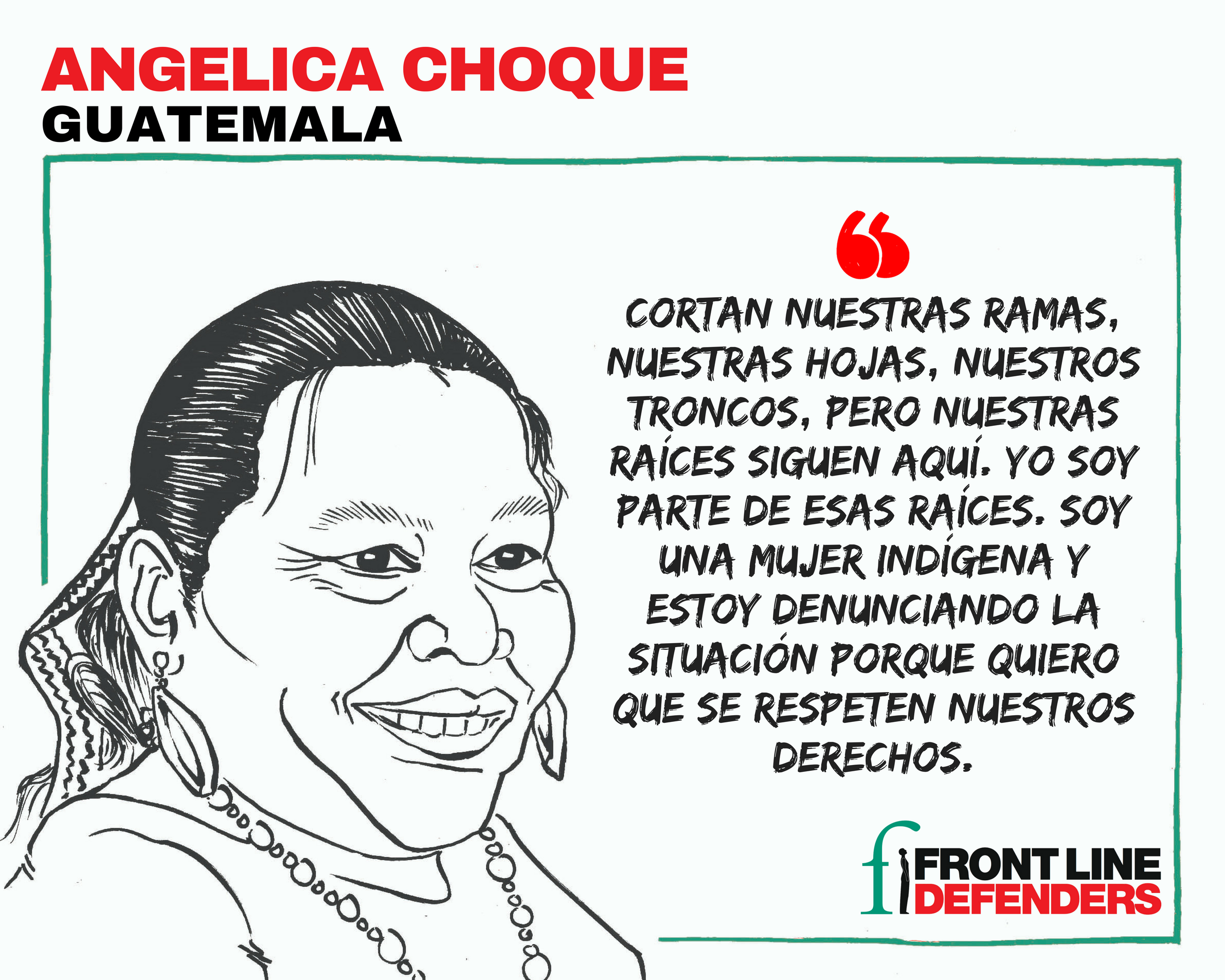 Angelica Cho - Guatemala. credit: Aseem trivedi