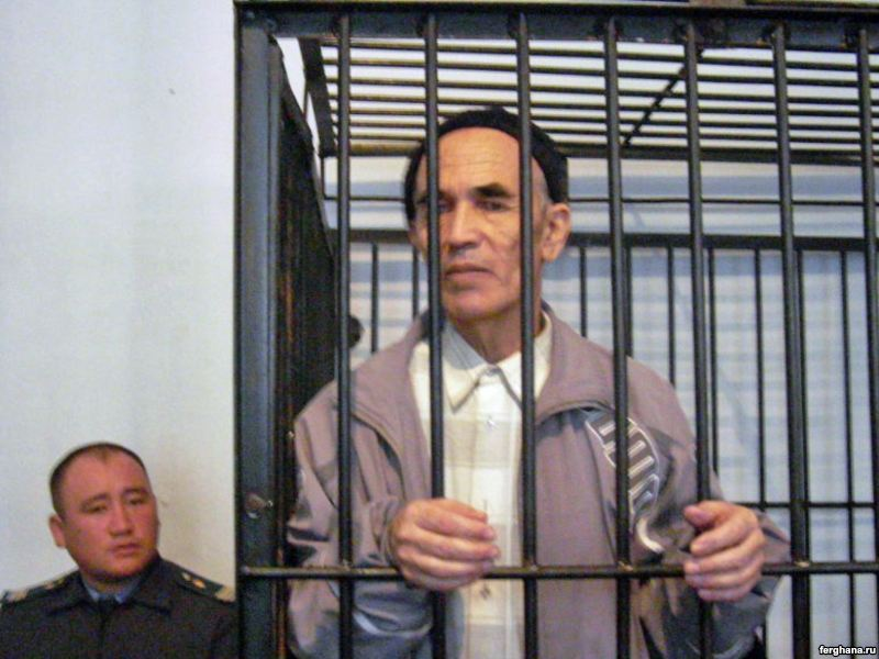 Azimjan Askarov in Detention