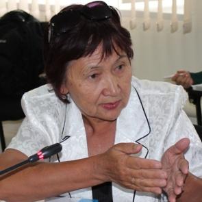 Aziza Abdirasulova