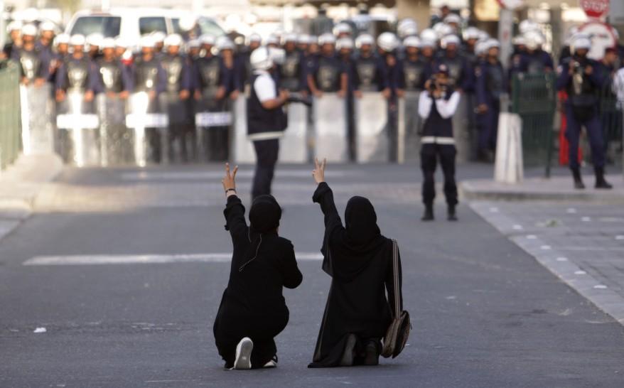 Bahrain Protest Context