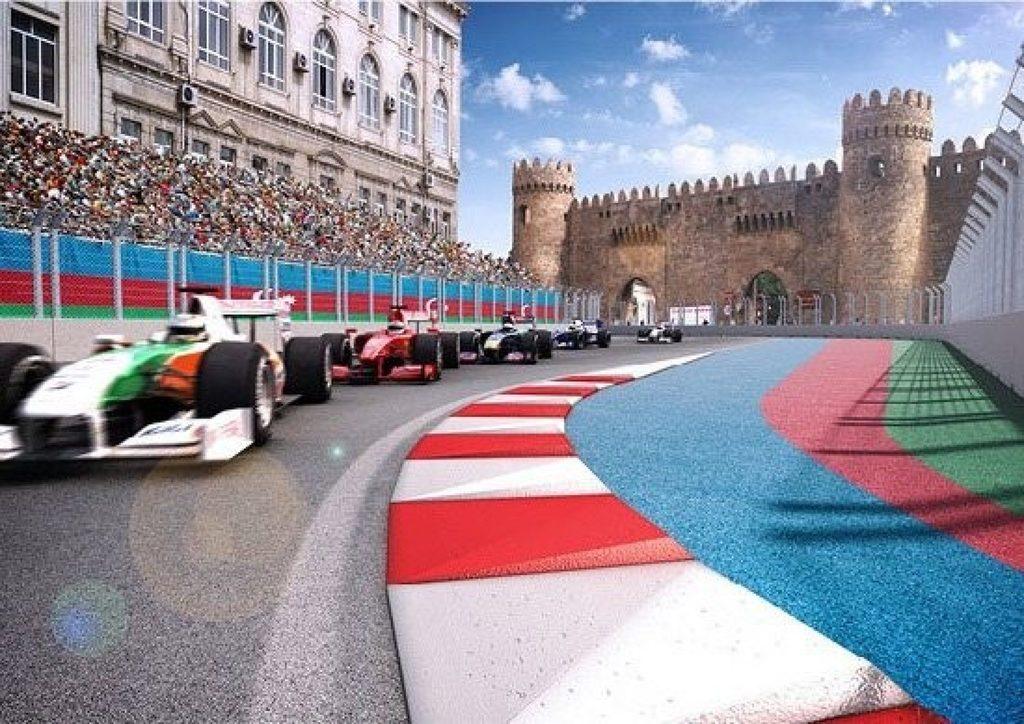 Azerbaijan - Baku Grand Prix