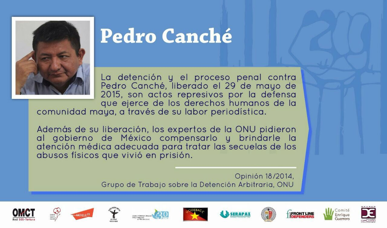 Canche card