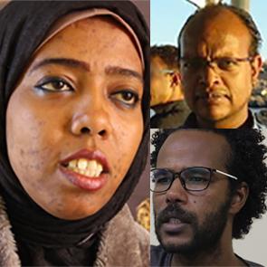 Mohammed Azmy, Seham Osman & Maysara Abdoun