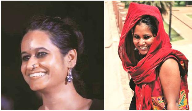 Devangana Kalita and Natasha Narwal