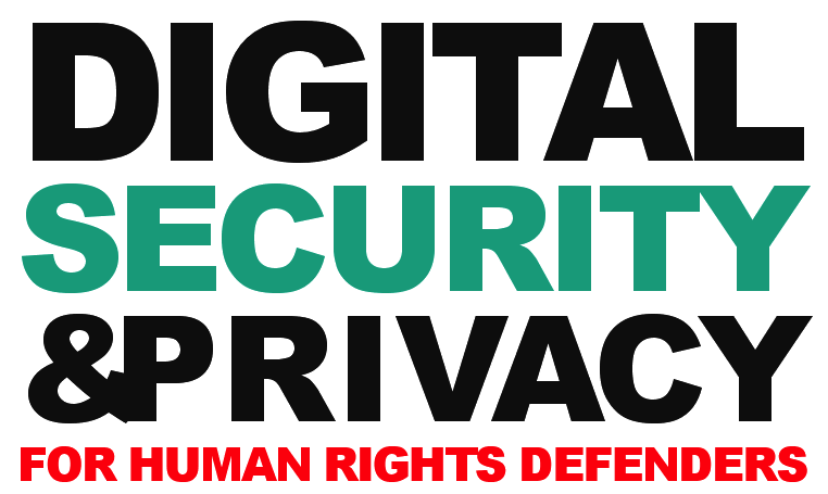 Digital Security Resources | Front Line Defenders
