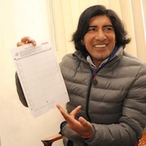 Carlos Perez Guartambel