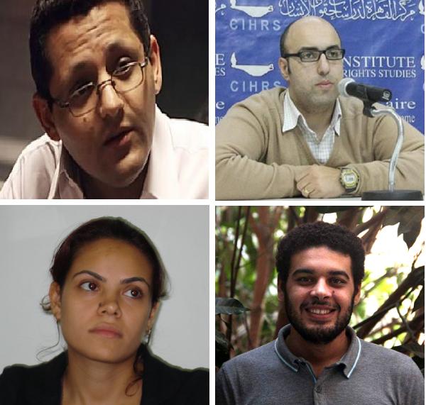 Egypt - Judicial harassment against HRDs