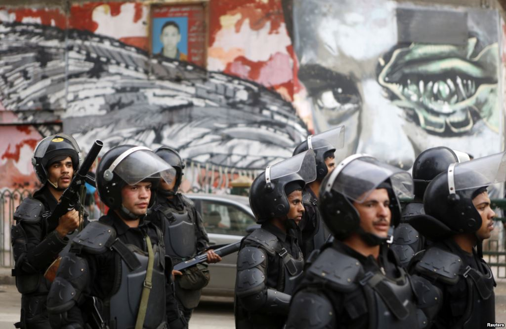 Egypt crackdown on civil society