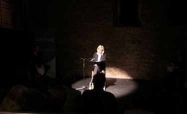 Iryna Khalip at the 2015 Day of the Imprisoned Writer event
