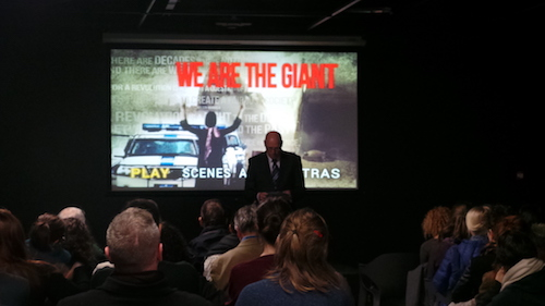 We Are the Giant screening