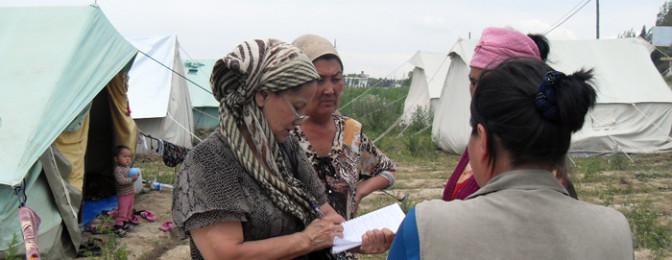 Kyrgyzstan - Forum of women NGOs. Credit: forumofwomenngos.kg
