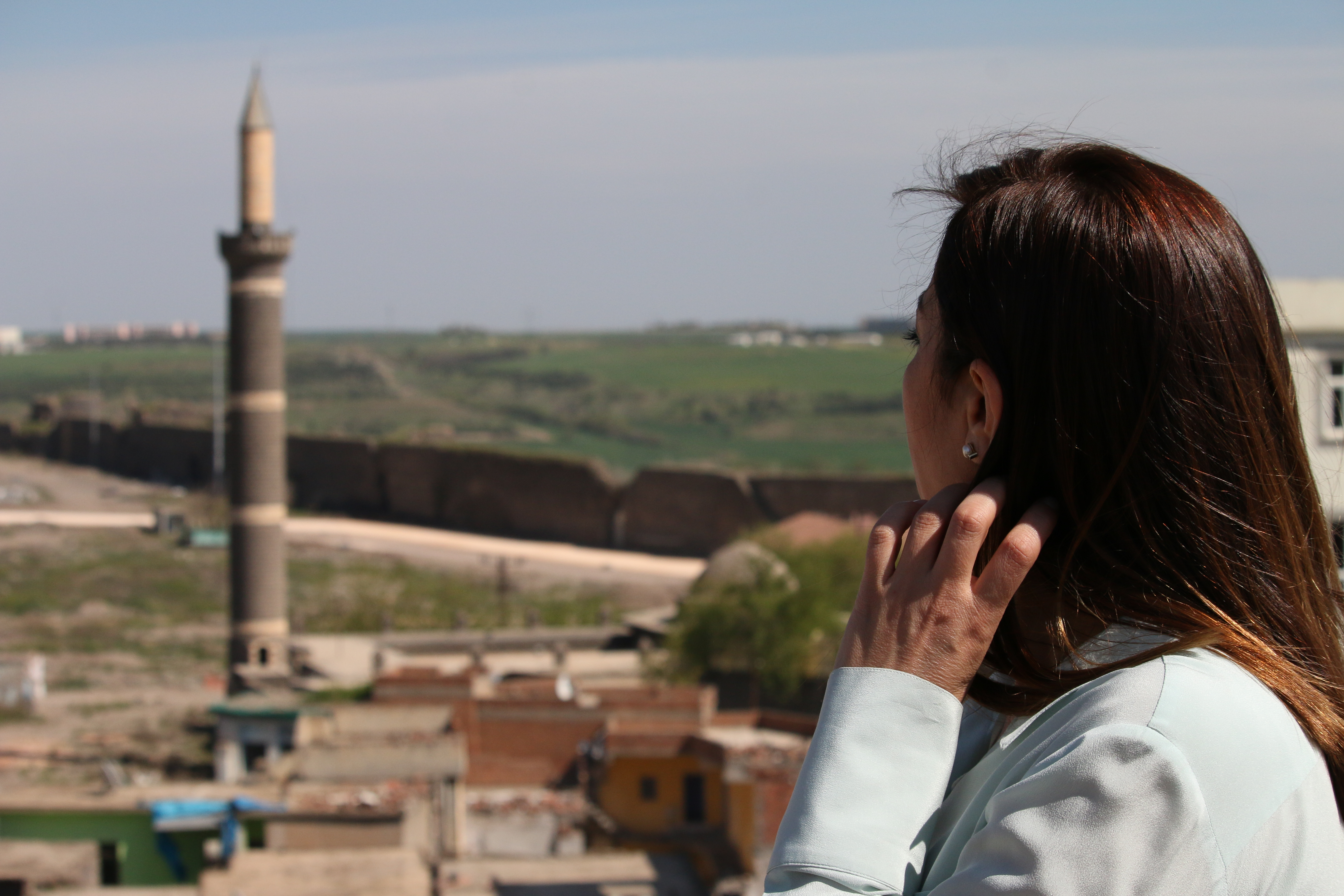 Nurcan Baysal in Diyarbakir