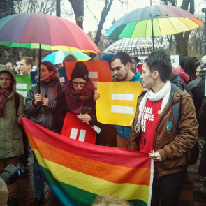 Insight - LGBT march November 2015