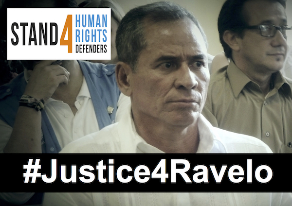 #Justice4Ravelo