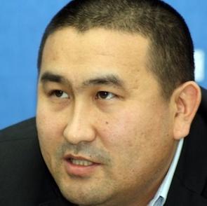 Amangeldy Shormanbaev