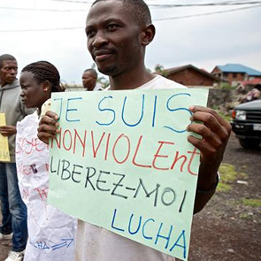LUCHA DRC Photo credit: Human Rights Watch