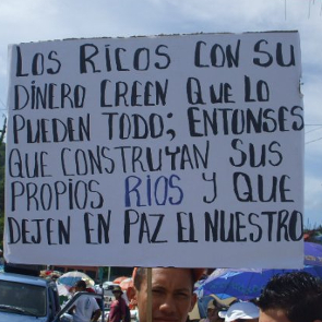 MADJ protest