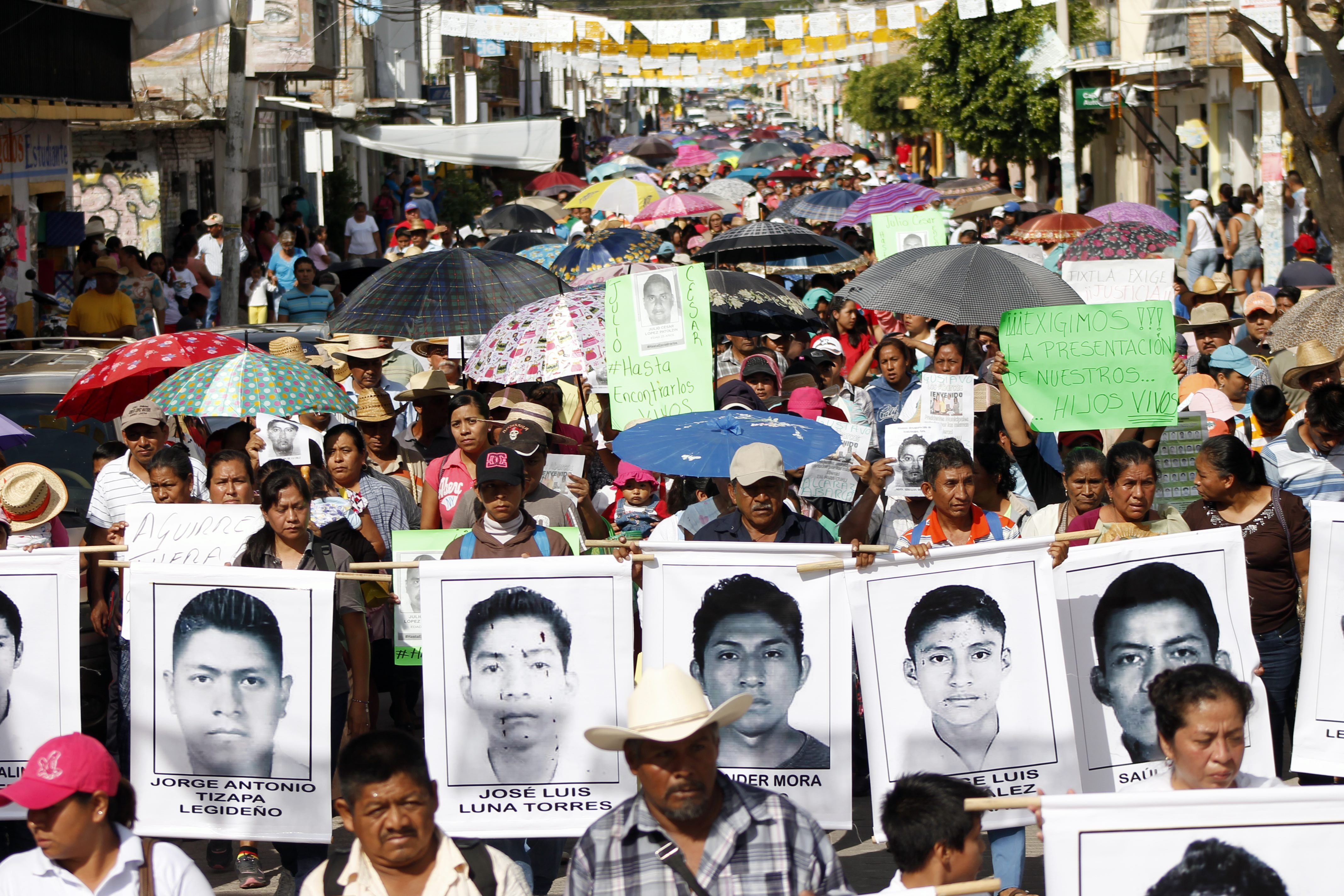 Mexico enforced disappearance