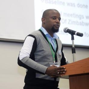 Nyasha Frank Mpahlo