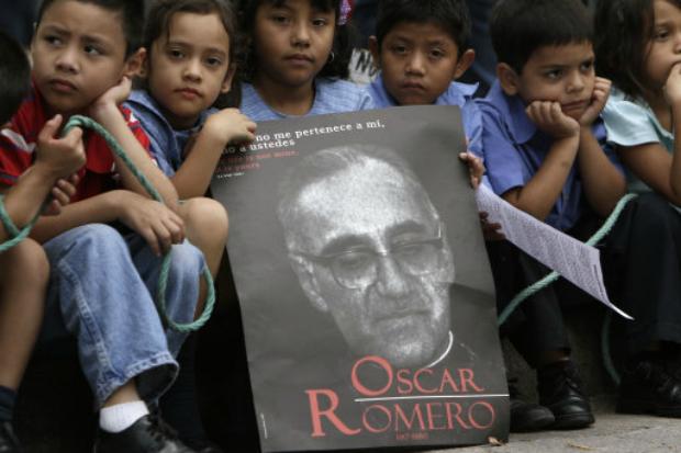 Oscar Romero Poster