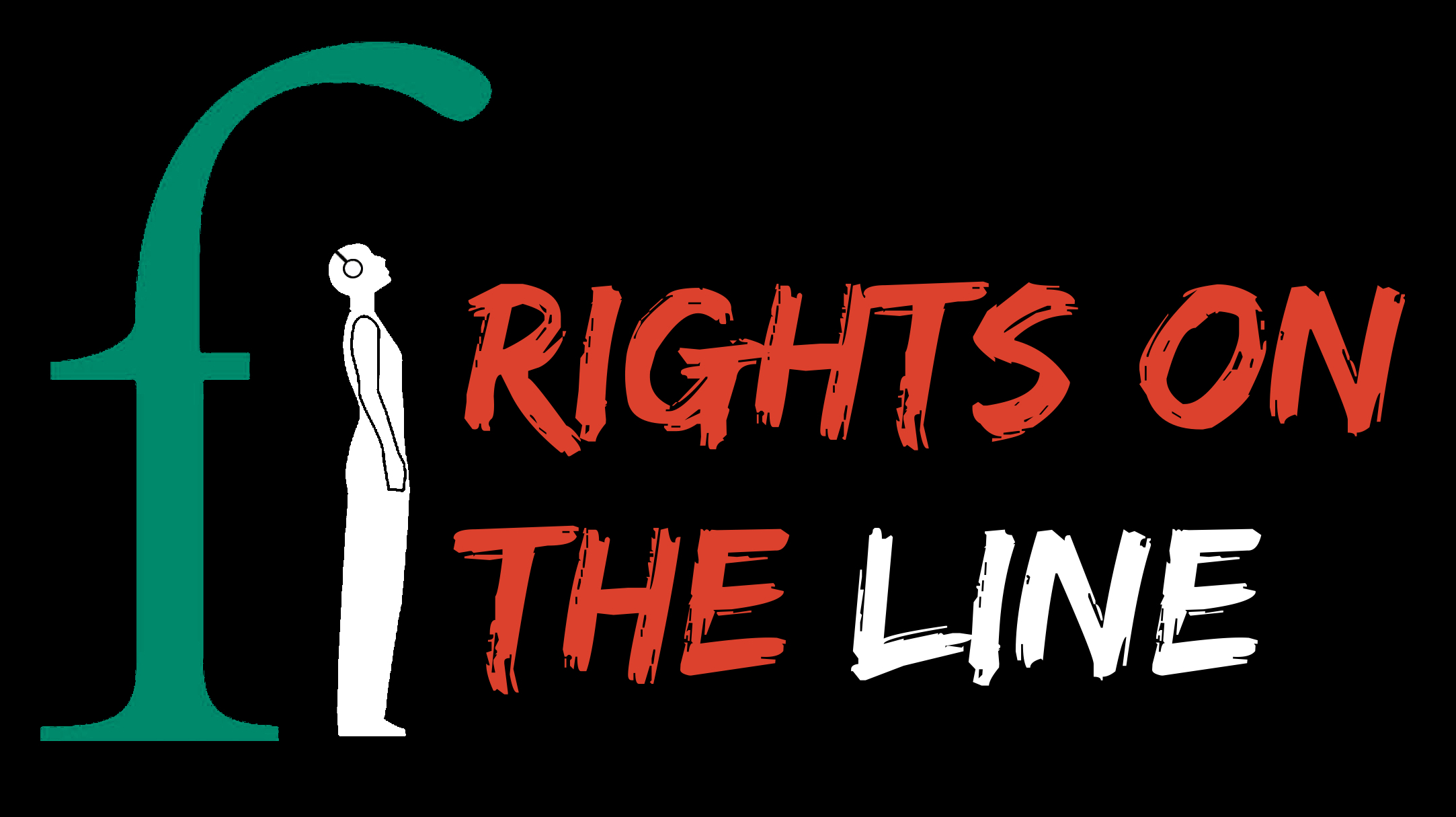 Rights on the Line Logo