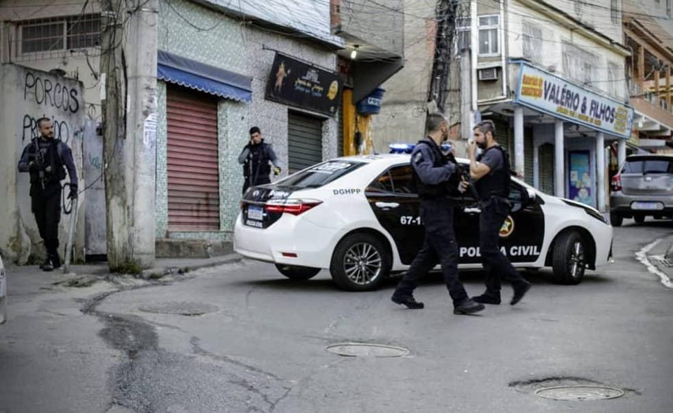 Rio Police