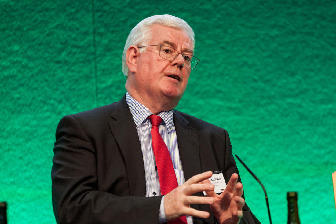 eamon gilmore at platform 2019