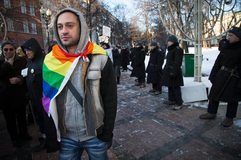 Resultado de imagen de LGBTI Activism russia