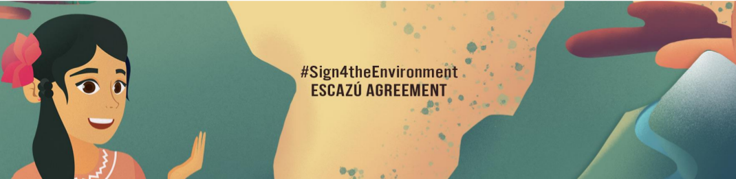 #Sign4thEnvironment