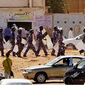 Sudan police