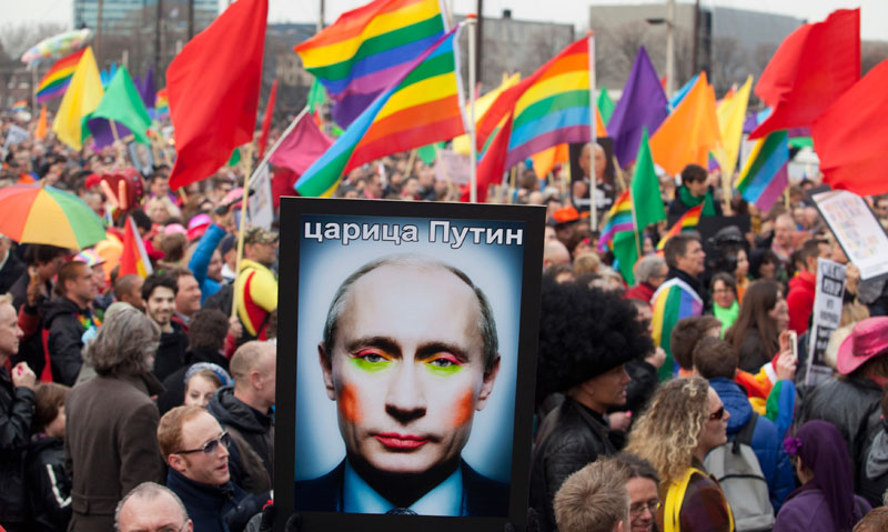 Crackdown on Russian Civil Society