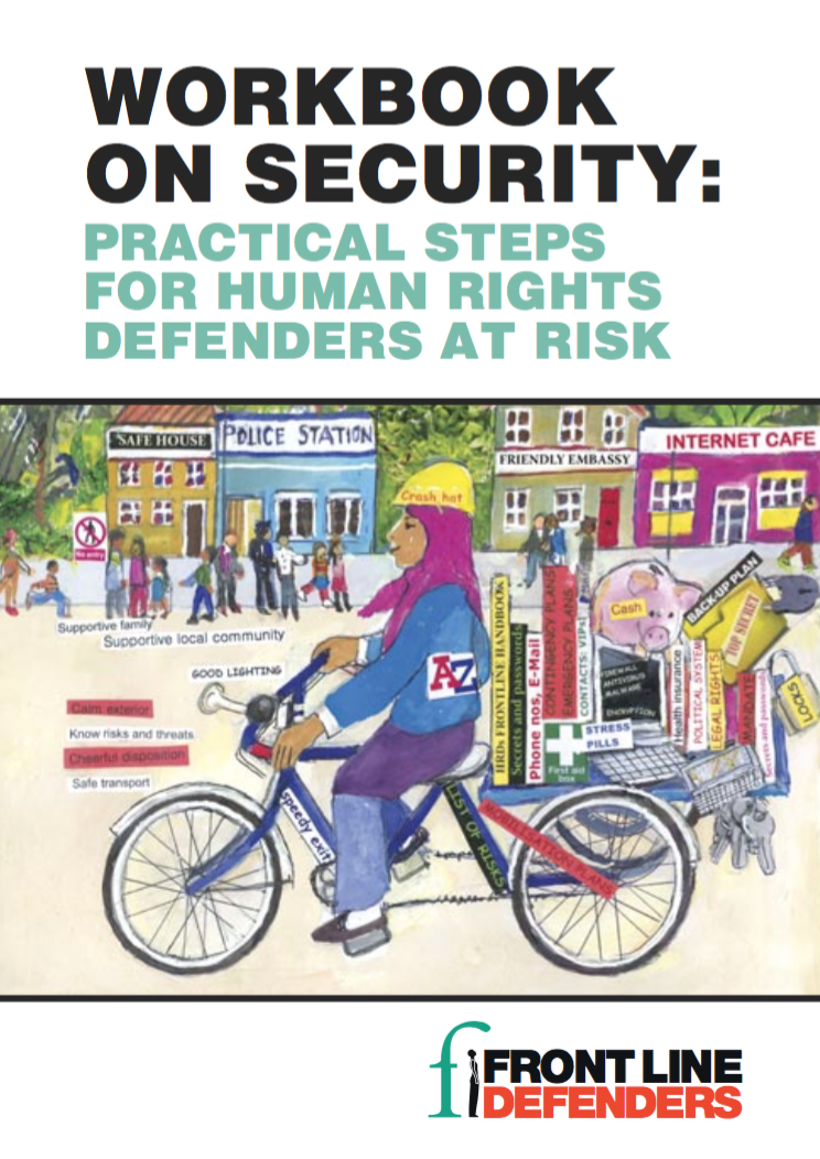 Workbook on Security
